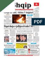 Gazeta Shqip 26.8