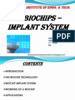 Bio Chips