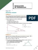 04.-Resolución de triángulos