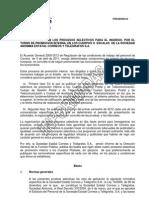 Bases Generales Promocion Interna Funcionarios