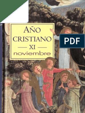 c NoviembreB a Año CristianoMes De UzqVMpS