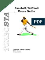 Turbo Stats Manual