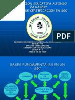 Bases Fund Amen Tales en Un Sgc