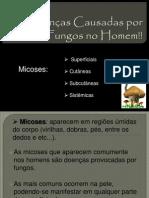 Doenças Causadas por Fungos