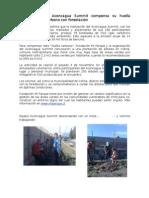 Compensación de la huella carbono del Aconcagua Summit