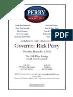 Perry Invite