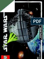 LEGO Death Star II Instruction Manual (10143)