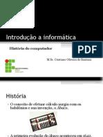Historia - Aula 1
