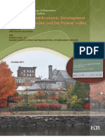Holyoke Innovation District Task Force Final Report 2011