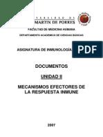 Documentos Unidad II - Inmuno 2007