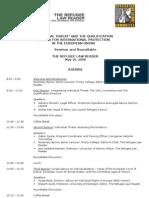 Budapest Seminar Agenda FINAL
