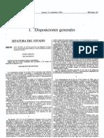 Ley 30 1997 Regimen Juridico Aa Pp y Procedimietno Administrativo Comun