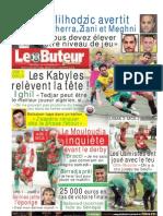 LE BUTEUR PDF du 23/11/2011