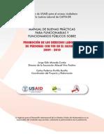 ATLACATL_Buenas Practicas_Derechos Laborales de las Personas con VIH en El Salvador