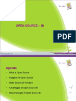 PPT-Open Source BI