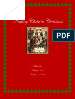 Keeping Christ in Christmas 2