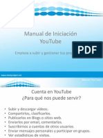 Manual Inicio Youtube