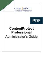 Cp Pro 3 Admin Guide
