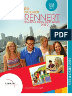 Rennert Fees and Dates 2012