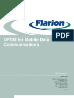 OFDM Mobile Data Communications