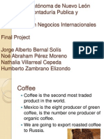 Final Project Coffee