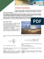 K Factor - ANSI C57 Derating Chart Page 2