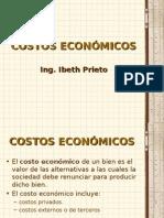Costos Económicos