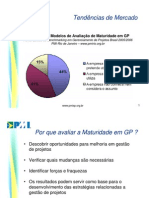 _OPM3 Maturidade Em GP