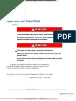 Regulacion Valvulas Motor C15 (Traducido a Español)