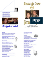 50 anos D. Fernanda