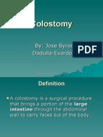 Colostomy & Colostomy Care