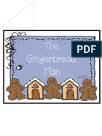 Gingerbread Man Class Book