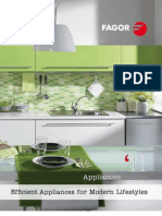 Fagor Appliances Catalog 2011