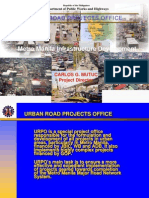 DPWH Urban Road Projects Office