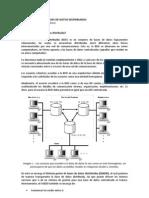 Generalidades de las bases de datos distribuídas
