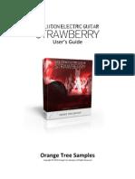 Strawberry - User's Guide