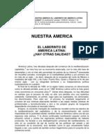 NUESTRA AMERICA - El Laberinto de America Latina