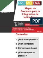 2da Capacitación Mapeo de procesos FINAL 20110725