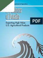 Handbook on Exporting