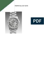 8.- Analisis Pericial Del Rolex