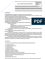 Criterios evaluación de CCSS Historia BACHILLERATO