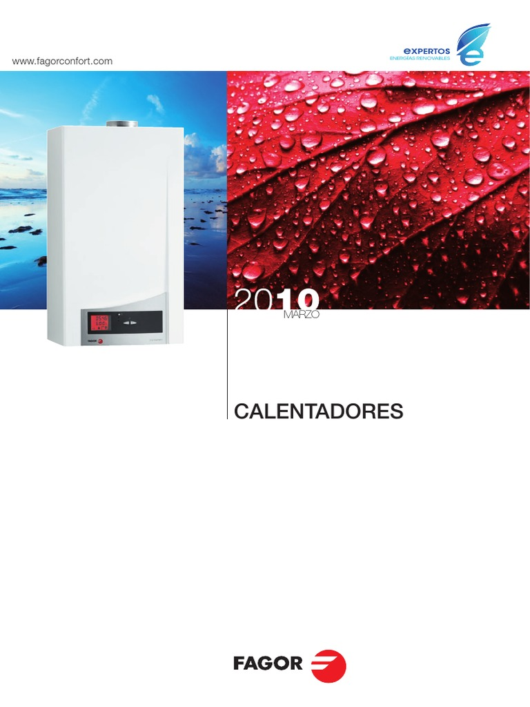Caldera fagor fe 24 nox stunning reparar caldera de gas for Caldera micraplus nox 24