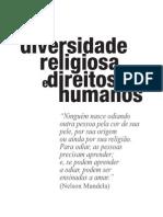Diversidade Religiosa e Direitos Humanos - cartilha em português
