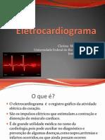Clarissa - Eletrocardiograma