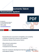 Harrison Assessment Talent Solution