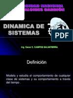 Dinamica de Sistemas - Diagrama de Influencias