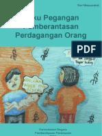 Buku Pedoman Pemberantasan Perdagangan Orang