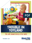 Illinois PIRG Trouble in Toyland