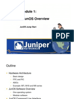 JunOS Jumstart 01 - JunOS Overview