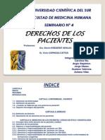 DERCHOS DE PACIENTES 2
